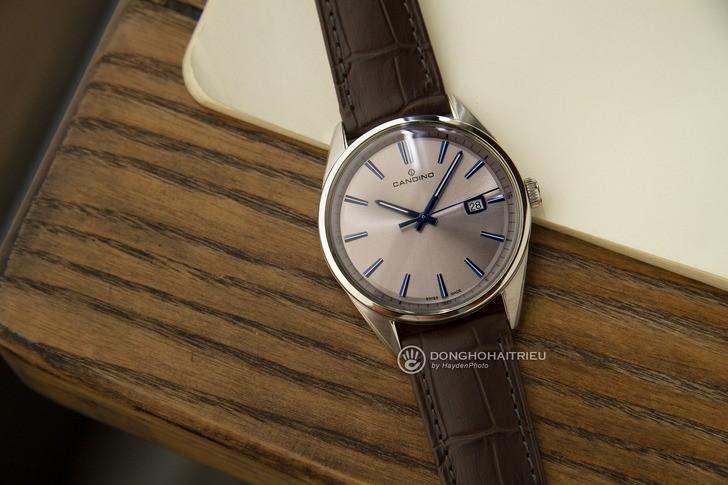 Đồng hồ Candino C4622/2 giá rẻ, thay pin miễn phí trọn đời - Ảnh 2