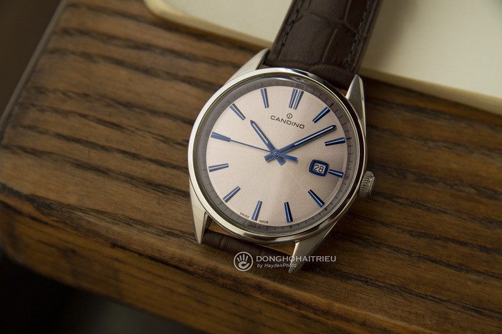 Đồng hồ Candino C4622/2 giá rẻ, thay pin miễn phí trọn đời - Ảnh 1