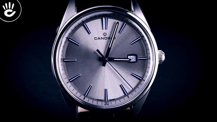 Đồng hồ Candino C4622/2 giá rẻ, thay pin miễn phí trọn đời - Ảnh 3