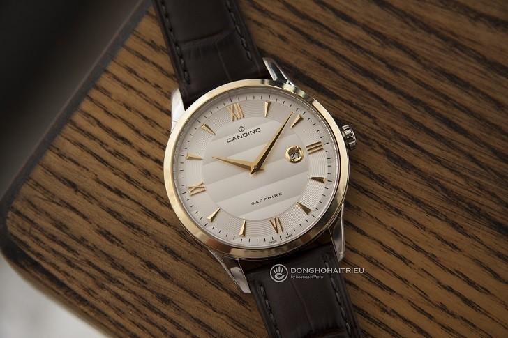 Đồng hồ Candino C4640/1 giá rẻ, thay pin miễn phí trọn đời - Ảnh 1