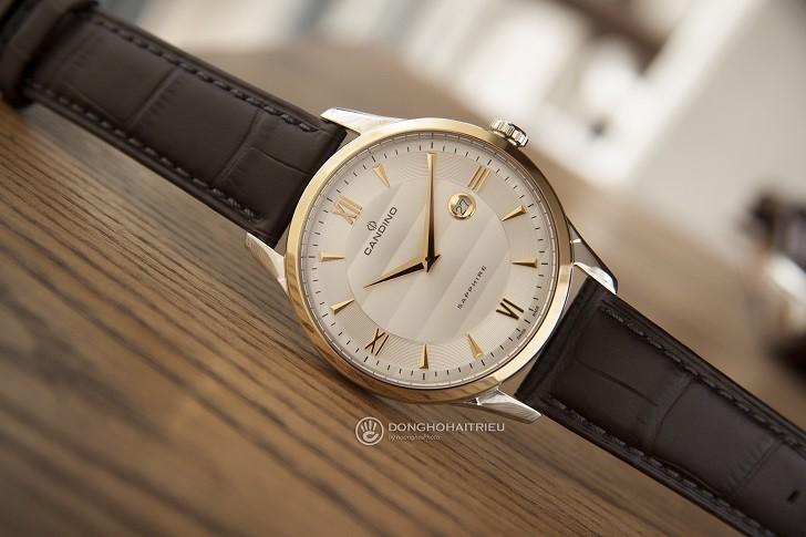 Đồng hồ Candino C4640/1 giá rẻ, thay pin miễn phí trọn đời - Ảnh 2