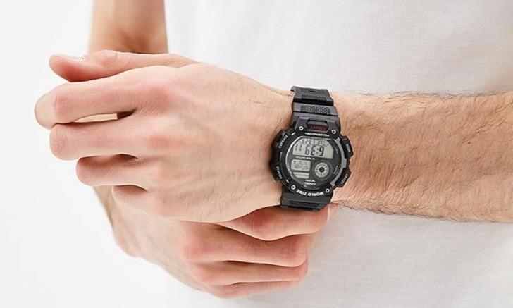 Đồng hồ Casio AE-1400WH-1AVDF giá rẻ, miễn phí thay pin - Ảnh 3
