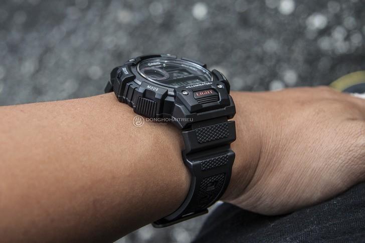 Đồng hồ Casio AE-1400WH-1AVDF giá rẻ, miễn phí thay pin - Ảnh 4