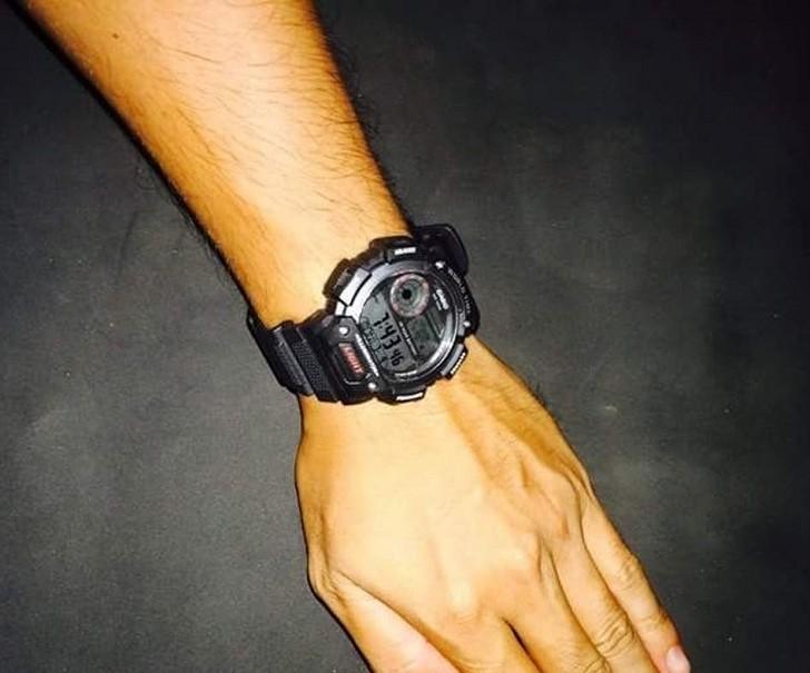 Đồng hồ Casio AE-1400WH-1AVDF giá rẻ, miễn phí thay pin - Ảnh 6