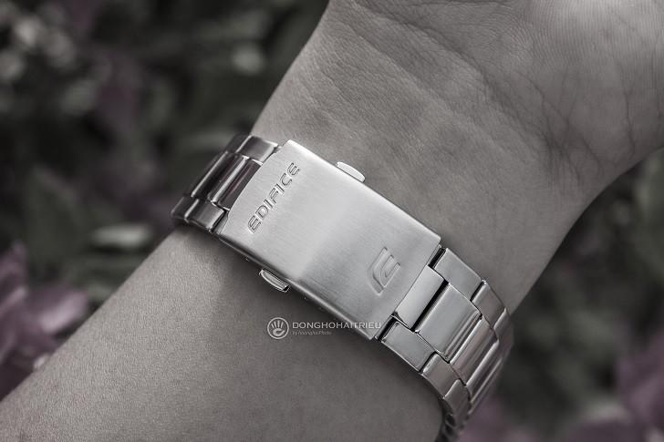 Đồng hồ Casio EFV-550D-1AVUDF giá rẻ, thay pin miễn phí - Ảnh 3