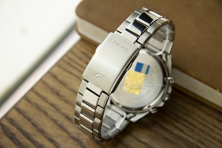 Đồng hồ Casio EFV-550D-2AVUDF giá rẻ, miễn phí thay pin - Ảnh: 3