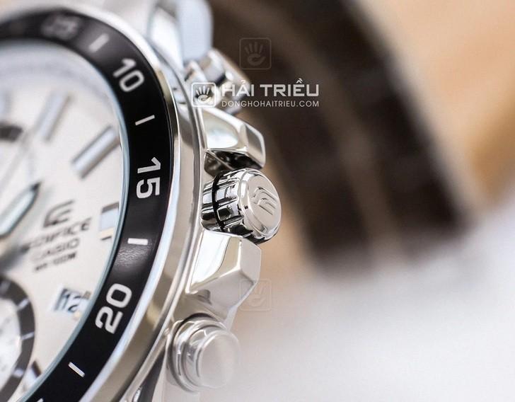 Đồng hồ nam Casio EFV-550D-7AVUDF giá rẻ thay pin miễn phí - Ảnh 6