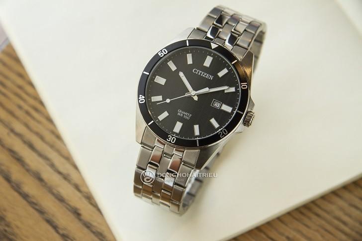Đồng hồ nam Citizen BI5050-54E giá rẻ, thay pin miễn phí - Ảnh 1