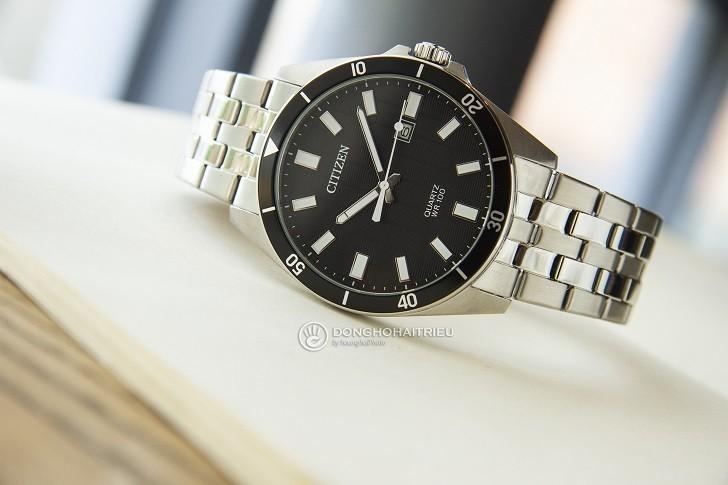 Đồng hồ nam Citizen BI5050-54E giá rẻ, thay pin miễn phí - Ảnh 3