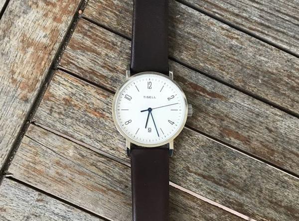 Điểm Danh 5 Thương Hiệu Đồng Hồ Bauhaus Style (Đức) Máy Cơ Giá Rẻ Nhất Tisell Automatic Watch Bauhaus Design 38 mm