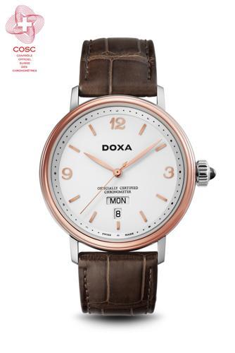 Đồng Hồ Doxa D139, Từ Vàng 18K Cho Đến Độ Chính Xác Chronometer D139RWH