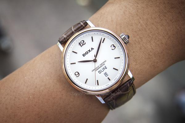 Đồng Hồ Doxa D139, Từ Vàng 18K Cho Đến Độ Chính Xác Chronometer 1