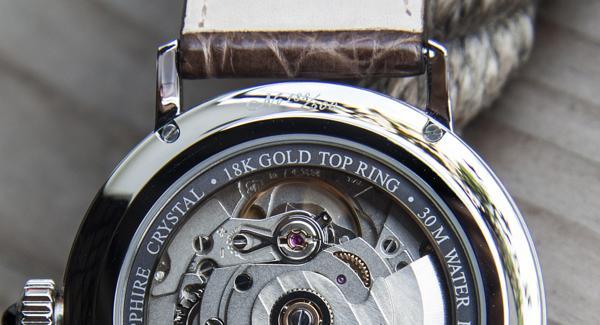 Đồng Hồ Doxa D139, Từ Vàng 18K Cho Đến Độ Chính Xác Chronometer Number