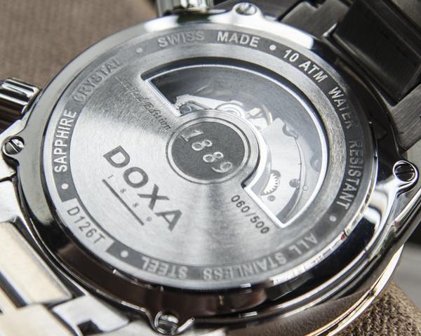 Doxa D126, Những Chiếc Đồng Hồ Sinh Ra Là Để Giành Chiến Thắng Limited Edition