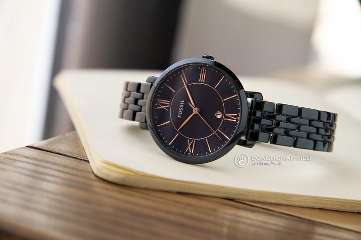 Đồng hồ Fossil ES4094 giá rẻ, thay pin miễn phí trọn đời - Ảnh 2
