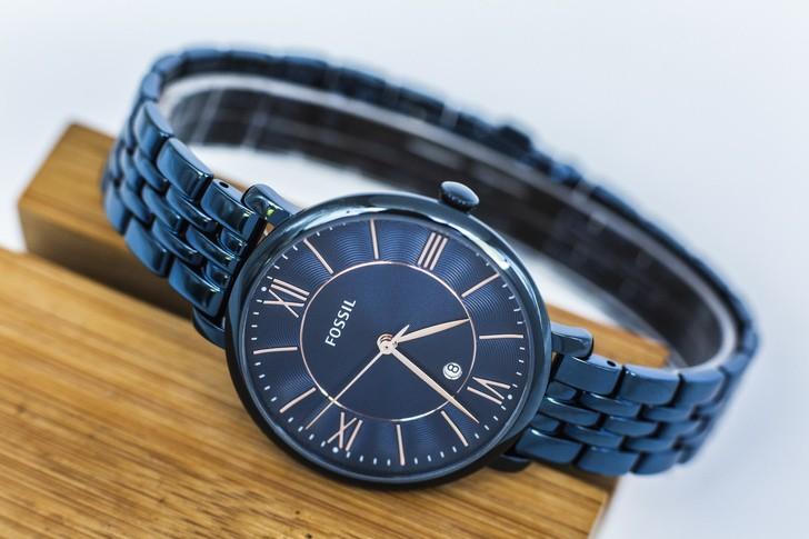 Đồng hồ Fossil ES4094 giá rẻ, thay pin miễn phí trọn đời - Ảnh 3