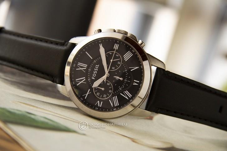 Đồng hồ Fossil FS4812IE tích hợp tính năng Chronograph - Ảnh 1