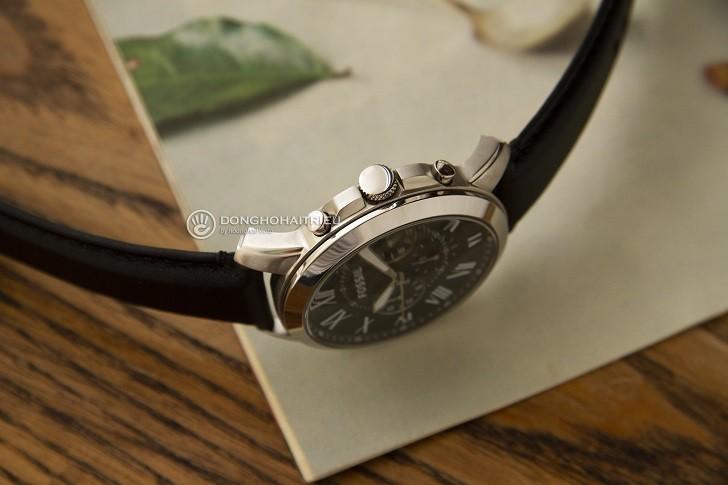 Đồng hồ Fossil FS4812IE tích hợp tính năng Chronograph - Ảnh 3