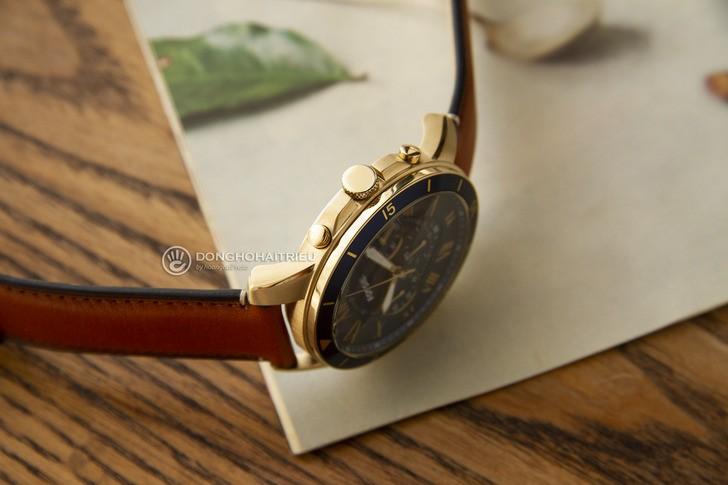 Đồng hồ Fossil FS5268 thiết kế thể thao đậm tính thời trang - Ảnh 5