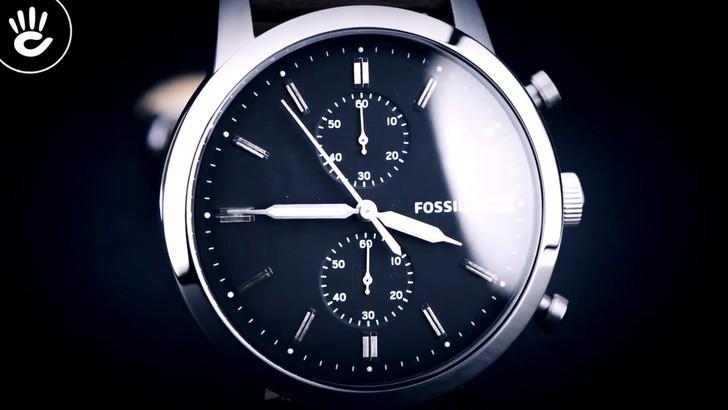 Đồng hồ Fossil FS5280 giá rẻ, thay pin miễn phí trọn đời - Ảnh 2