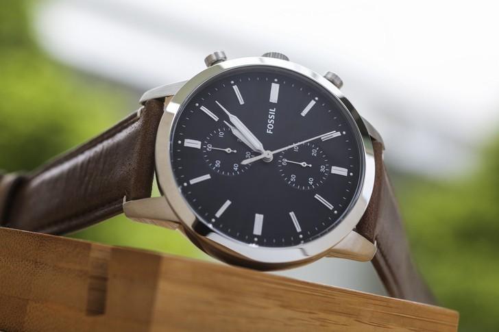 Đồng hồ Fossil FS5280 giá rẻ, thay pin miễn phí trọn đời - Ảnh 3