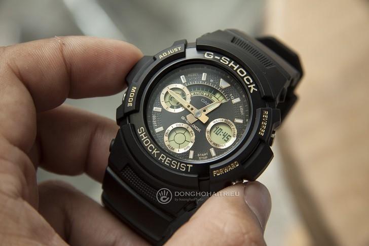 Đồng hồ G-Shock AW-591GBX-1A9DR giá rẻ, thay pin miễn phí - Ảnh: 1
