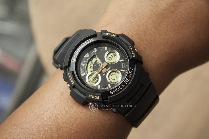 Đồng hồ G-Shock AW-591GBX-1A9DR giá rẻ, thay pin miễn phí - Ảnh: 4