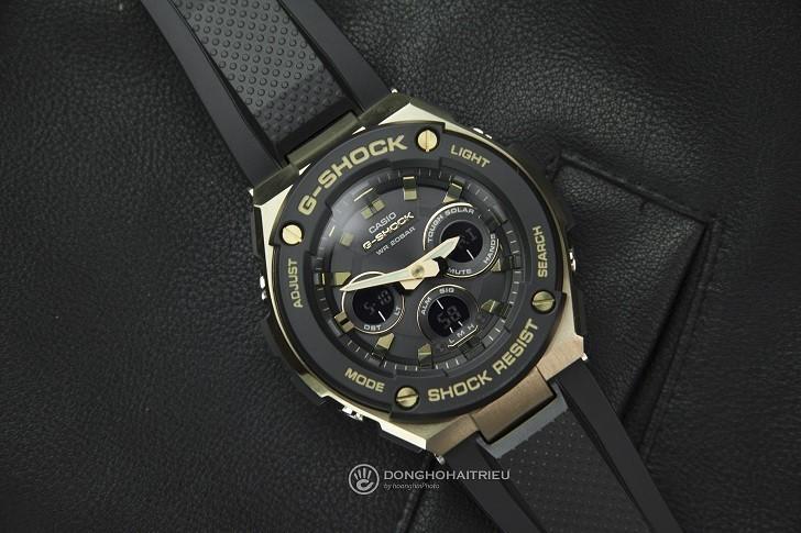Đồng hồ G-Shock GST-S300G-1A9DR giá rẻ, thay pin miễn phí - Ảnh 1
