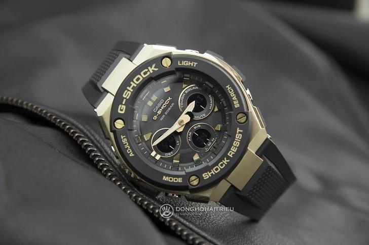 Đồng hồ G-Shock GST-S300G-1A9DR giá rẻ, thay pin miễn phí - Ảnh 3