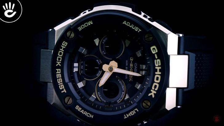 Đồng hồ G-Shock GST-S300G-1A9DR giá rẻ, thay pin miễn phí - Ảnh 6