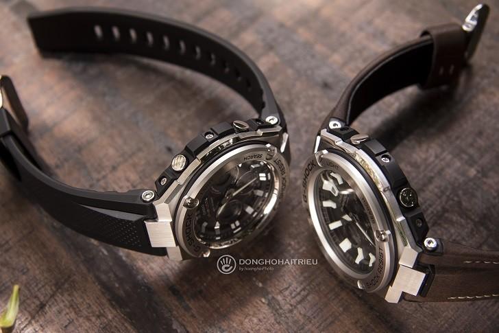 Đồng hồ G-Shock GST-S310-1ADR bộ máy năng lượng ánh sáng - Ảnh 5