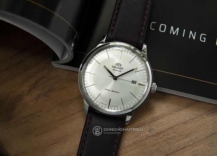 Đồng hồ Orient FAC0000EW0 automatic, trữ cót đến 40 giờ - Ảnh 1