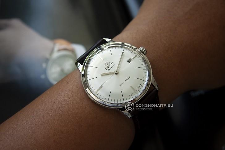 Đồng hồ Orient FAC0000EW0 automatic, trữ cót đến 40 giờ - Ảnh 4