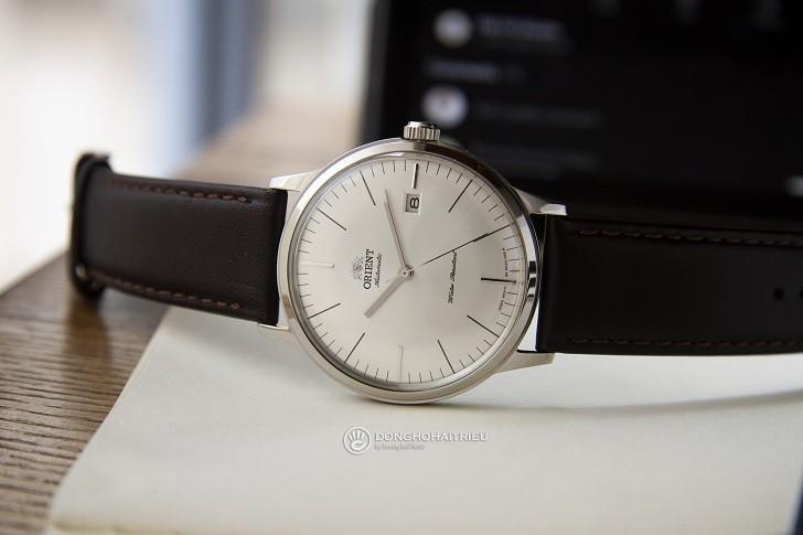 Đồng hồ Orient FAC0000EW0 automatic, trữ cót đến 40 giờ - Ảnh 5