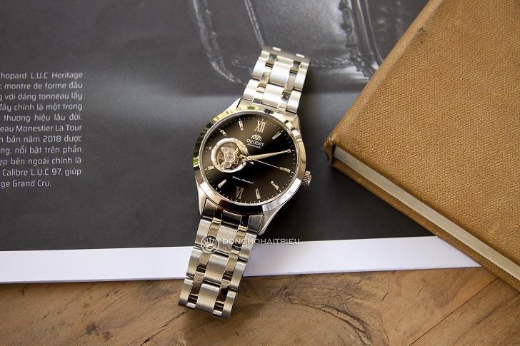 Đồng hồ Orient FAG03001B0 automatic, trữ cót đến 40 giờ - Ảnh 1