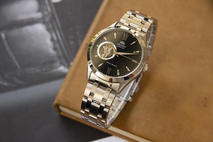 Đồng hồ Orient FAG03001B0 automatic, trữ cót đến 40 giờ - Ảnh 4
