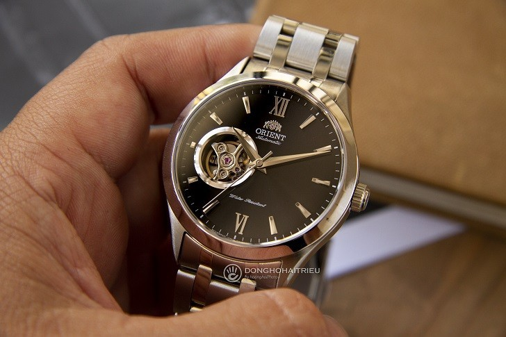 Đồng hồ Orient FAG03001B0 automatic, trữ cót đến 40 giờ - Ảnh 5