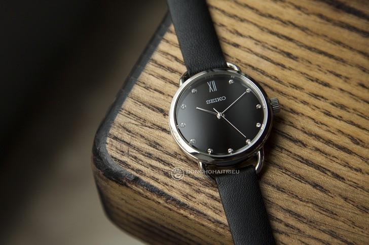 Đồng hồ Seiko SUR699P1 giá rẻ, thay pin miễn phí trọn đời - Ảnh 1