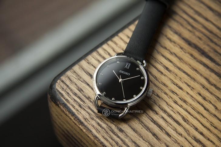 Đồng hồ Seiko SUR699P1 giá rẻ, thay pin miễn phí trọn đời - Ảnh 2