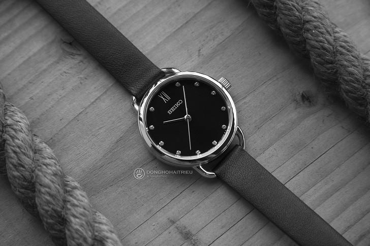 Đồng hồ Seiko SUR699P1 giá rẻ, thay pin miễn phí trọn đời - Ảnh 6
