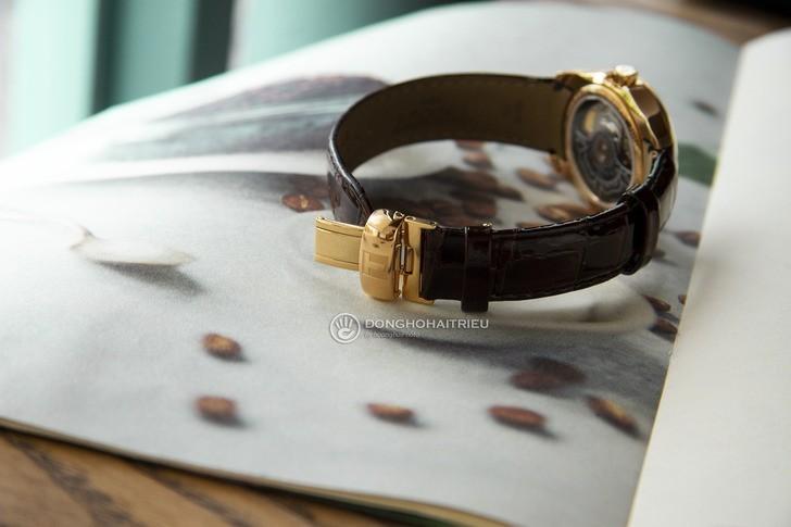 Đồng hồ Tissot T035.207.36.031.00 máy cơ Thuỵ Sỹ, trữ cót gấp đôi 80 giờ - Ảnh 3