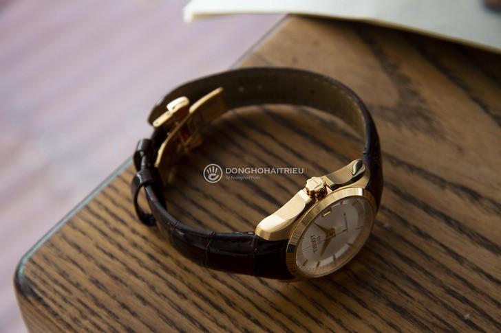 Đồng hồ Tissot T035.207.36.031.00 máy cơ Thuỵ Sỹ, trữ cót gấp đôi 80 giờ - Ảnh 5