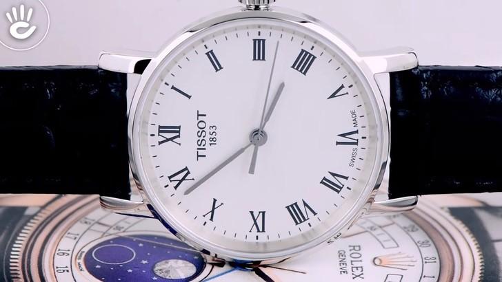 Đồng hồ Tissot T109.210.16.033.00 đạt chuẩn Swiss Made - Ảnh 2
