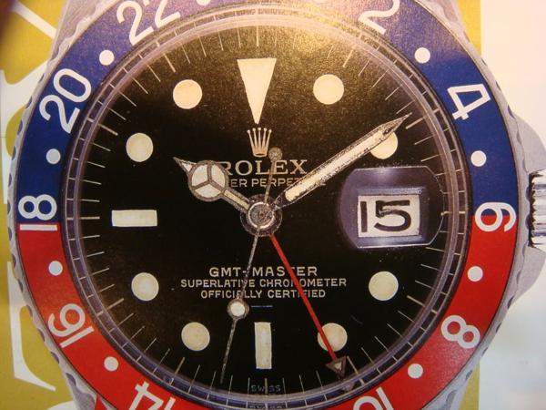 5 Điều Khiến Đồng Hồ Rolex Có Số Lượng Người Chơi Cực Kỳ Đông GMT-MASTER
