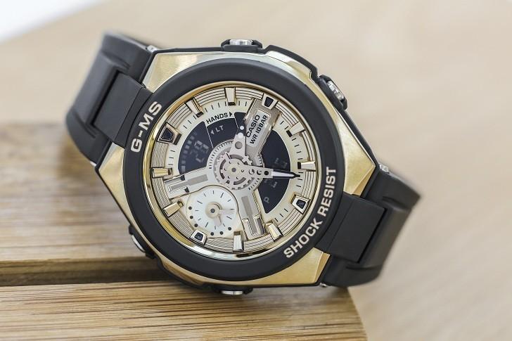 Đồng hồ Baby-G MSG-400G-1A2DR giá rẻ chống sốc, Free thay pin - Ảnh: 1