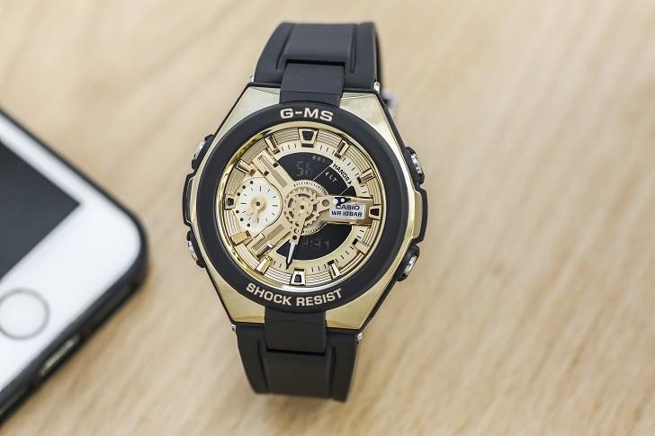 Đồng hồ Baby-G MSG-400G-1A2DR giá rẻ chống sốc, Free thay pin - Ảnh: 2