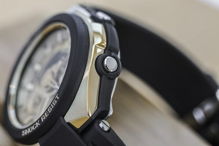 Đồng hồ Baby-G MSG-400G-1A2DR giá rẻ chống sốc, Free thay pin - Ảnh: 3