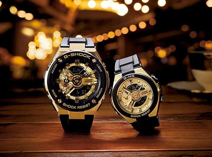 Đồng hồ Baby-G MSG-400G-1A2DR giá rẻ chống sốc, Free thay pin - Ảnh: 5