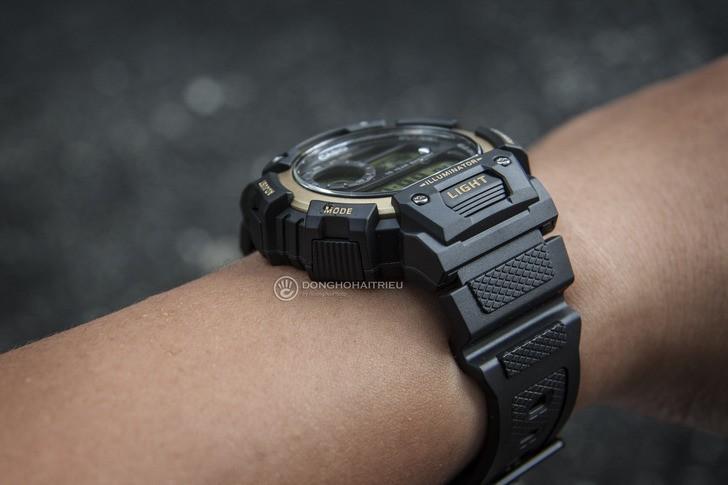 Đồng hồ Casio AE-1400WH-9AVDF giá rẻ, thay pin miễn phí - Ảnh 5