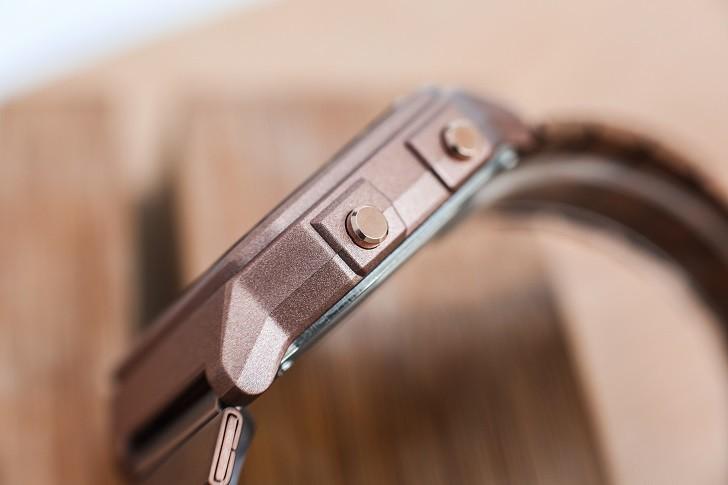 Casio B650WC-5ADF đồng hồ điện tử tông màu hồng trẻ trung - Ảnh 6